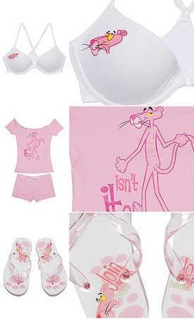 Ropa interior inspirada en la pantera rosa taringa - Ropa interior combinaciones ...