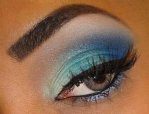 maquillaje-turquesa